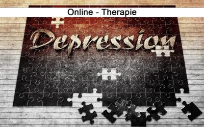 Online-Therapie bei Depressionen von zu Hause aus