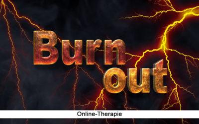 Online-Therapie bei Burnout von zu Hause aus