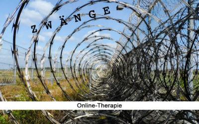 Online-Therapie bei Zwangshandlungen